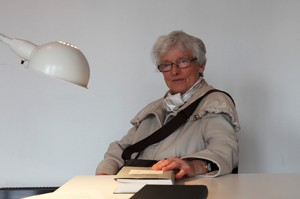 Litteraturhuset Oslo Gunvor Hofmo Holmberg Lindgren nattens Lys 7